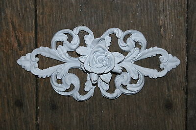 DIY shabby chic appliques furniture appliques onlays architectural mouldings