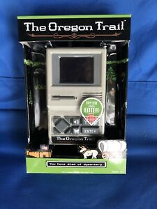 The-Oregon-Trail-handheld-portable-game-Basic-Fun-Brand-New
