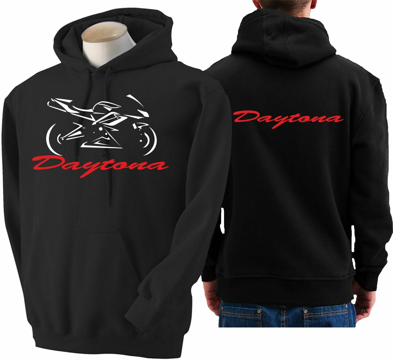 Hoodie for bike TRIUMPH Daytona 675 sweatshirt hoody Sudadera moto sweater