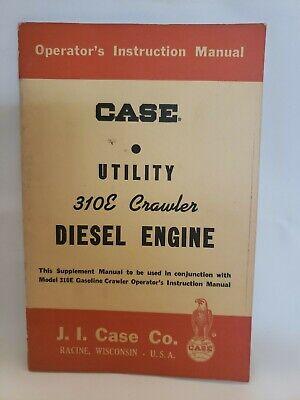 CASE 26 26B 26S BACKHOE 450 CRAWLER 188 DIESEL ENGINE SERVICE PARTS MANUAL SET