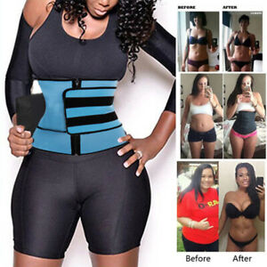 Fajas-Neoprene-Premium-Waist-Trimmer-for-Men-amp-Women-Body-Shaper-Tummy-Control