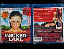Wicked Lake: Director's Cut (Brand New 3-Disc Combo Set - Blu-ray/DVD/CD, 2010)