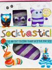 Socktastic: 8 Cool and Crazy Creations to Make with Your Spare Socks! by Parragon (Paperback / softback, 2013)