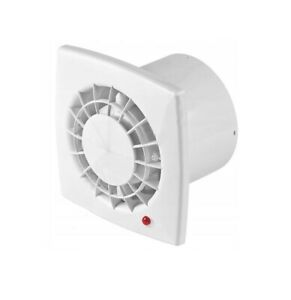 12 V Ac Salle De Bains Hotte Aspirante 100 Mm Blanc à Faible Consommation D'énergie/power Ventilator-afficher Le Titre D'origine Ventes De L'Assurance Qualité