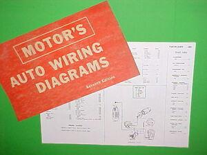 1963 1964 1965 1966 1967 Ford Fairlane 500 Xl Gt Squire Wagon Wiring