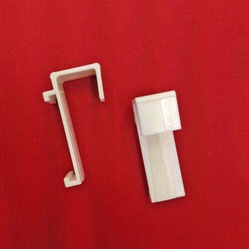 Support de serrage largeur fixe 16 mm pour pince Store Duo Store Fenêtre Porte du bornes
