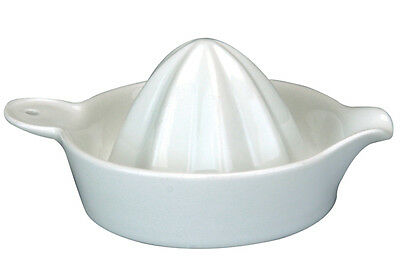 High Quality Apollo  White Ceramic Lemon Lime Fruit Squeezer