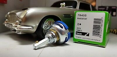 Lucas 3R Rheostat Instrument Dimmer Lucas 78405 for Aston MGB Triumph BHA4278