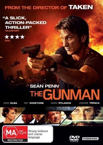 1 of 1 - The Gunman - DVD - New & Sealed - Region 4