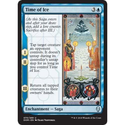 MTG Dominaria Time of Ice
