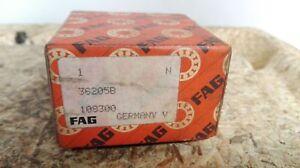 Fag/magasin/roulement à Billes/type: 36205b/nouveau/neuf Dans Sa Boîte-afficher Le Titre D'origine Rhm4gaff-07212603-219675785