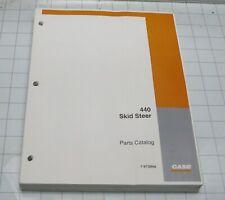 Case Parts Manual Skid Steer 440 Parts Catalog