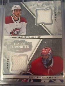 2018-19-ARTIFACTS-TUNDRA-TEAMMATES-DUO-MATERIALS-PRICE-DROUIN-28-199
