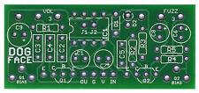 Fuzz Con Voltage Inverter-Pro Face fabricado PCB para Bricolaje Stompbox construir