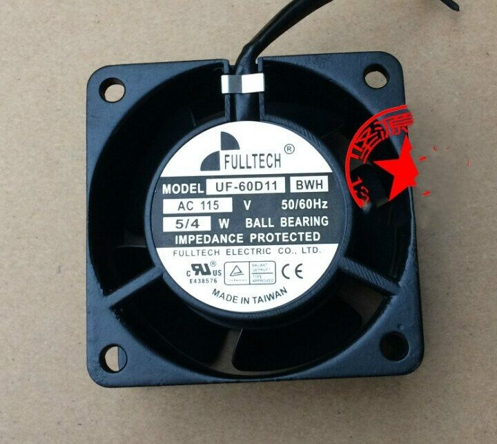 1pcs blessing 60x60x30mm 4   5W fan UF-60D11BWH