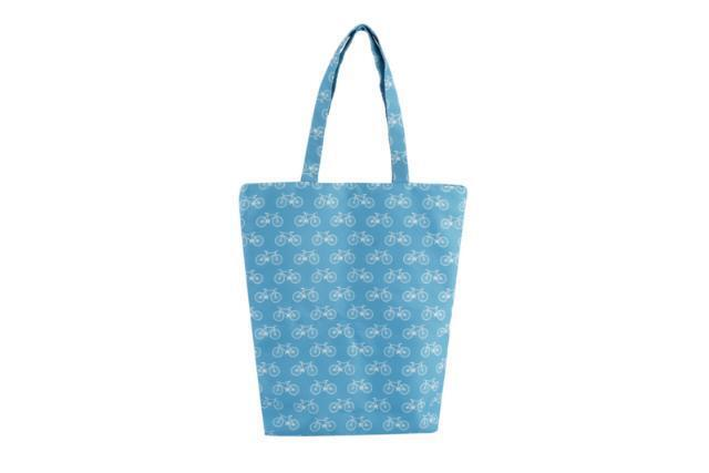 I Love To Ride MY Bicycle Shopping Bag / Tote bag Brand New