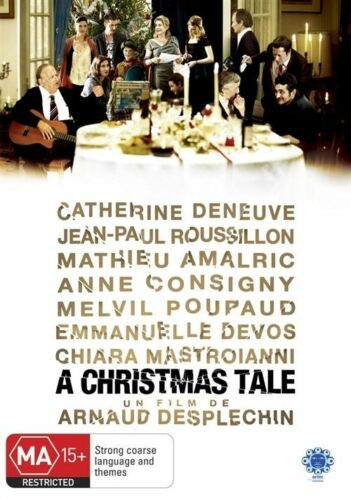 1 of 1 - A Christmas Tale (DVD, 2010), NEW SEALED REGION 4
