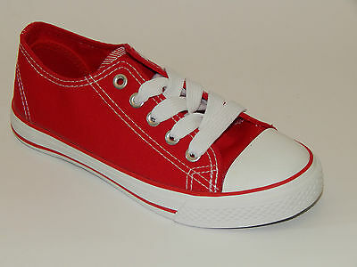 INDIGO Sommer Canvas Slipper Schuhe Kinder Sneaker 3 Farben 33-41