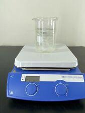 Ika C Mag Hs10 S1 Digital Hot Plate Magnetic Stirrer 10x10 120v 0004240401