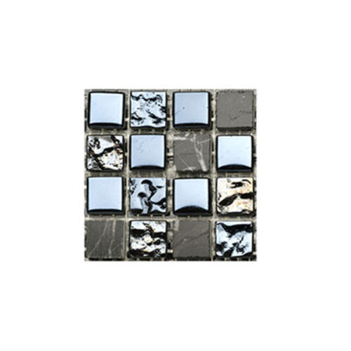 3D Kitchen Tile Stickers Bathroom Mosaic Sticker Self-adhesive Wall Decor Home)