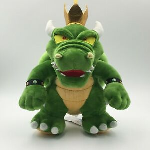 Super-Mario-King-Koopa-Bowser-Plush-Toy-Stuffed-Animals-Doll-12-inch