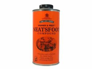 Carr & Day & Martin Neatsfoot Oil - For Horses and Ponies - 500ml - BN 5021544001181