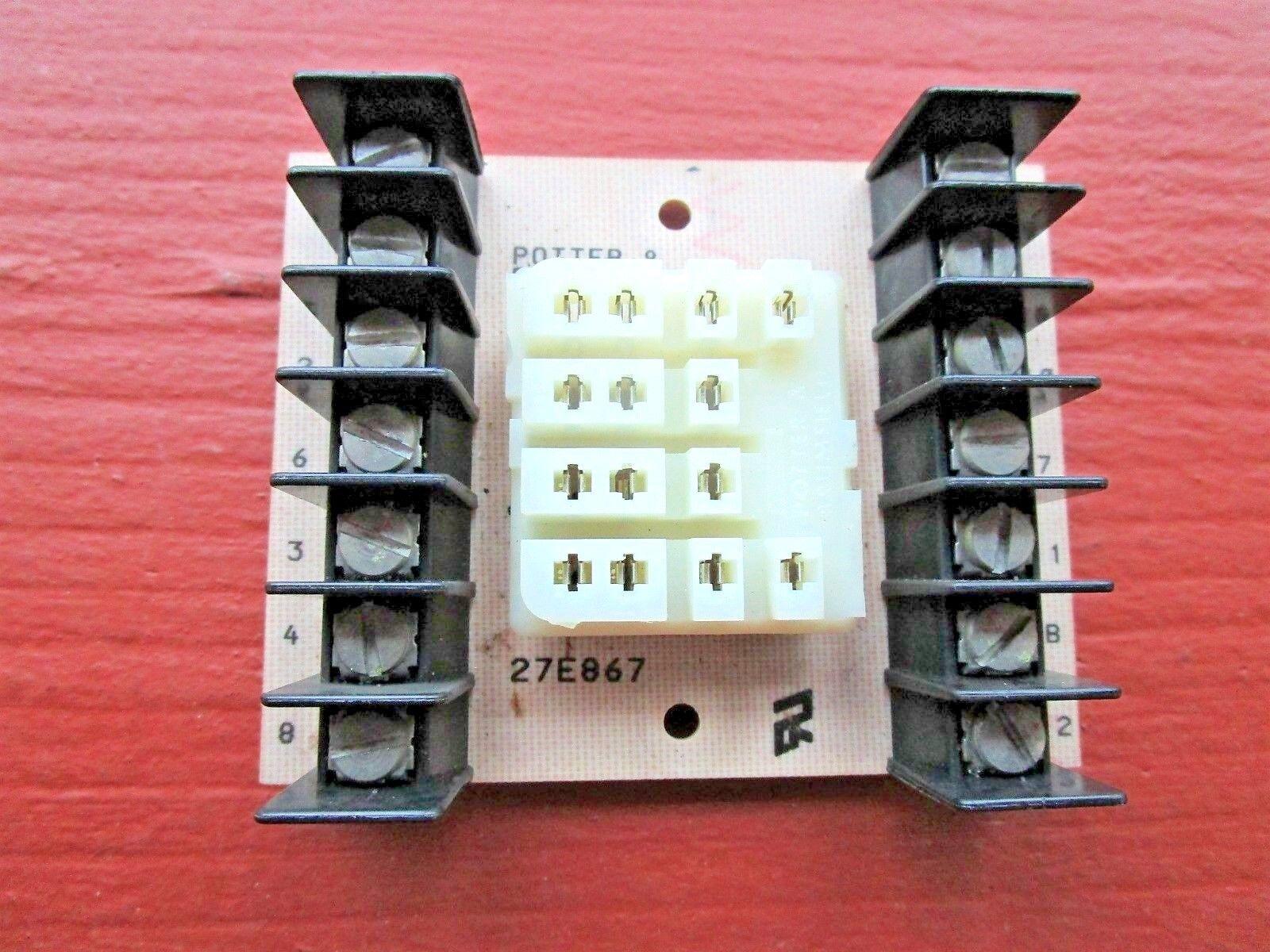 TE CONNECTIVITY 27E867 NEW NO BOX 27E867