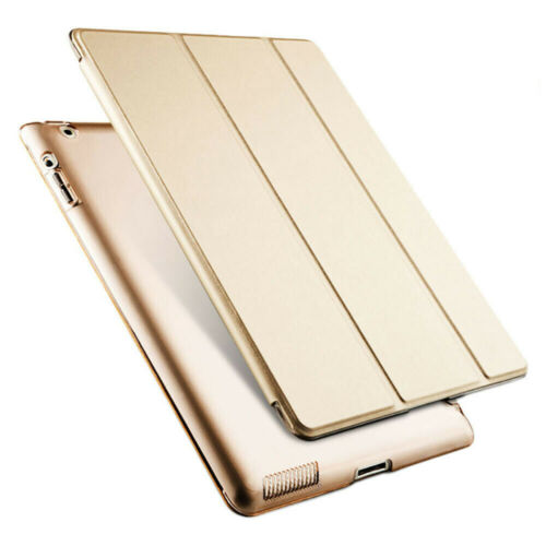"""For iPad Pro 10.5/"""" 2017 Smart Case Slim Magnetic Leather Auto Sleep//Wake Cover"""