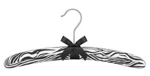 Six styles to choose from Satin Padded Hangers