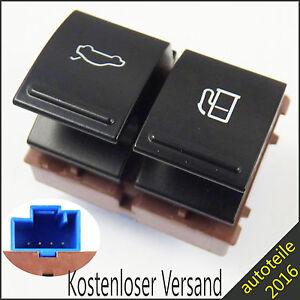 Kombischalter-Tankverriegelung-Kofferaum-fuer-VW-EOS-Passat-Variant-3C0959903B