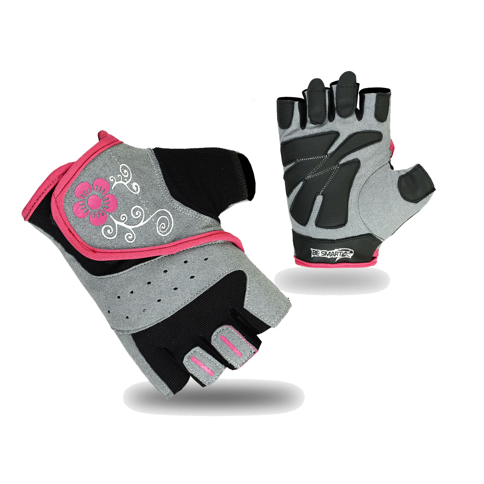 Ladies Gel Gloves Fitness Gym Wear Weight Lifting Workout Training Cycling N