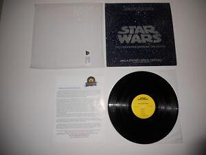 Star-Wars-London-Philharmonic-2001-Space-1st-039-77-EXC-Press-Ultrasonic-CLEAN