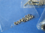 Pack of 20 Stop Motion Puppet Armature Joint Plates with 10 x nuts and bolts