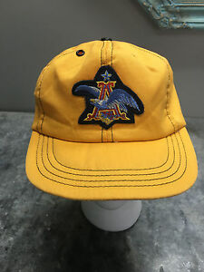 ANHEUSER BUSCH Trucker Hat Snapback Made In The USA Vintage 80 s ... 5e6fcbb99647
