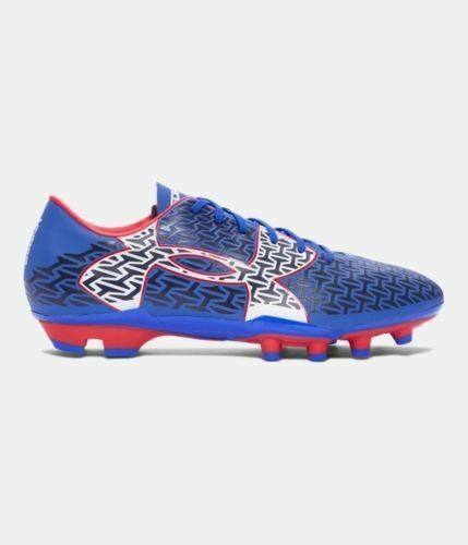 Under Armour Mens UA CF Force 2.0 FG Soccer Cleats TEAM ROYAL size 7 1264202