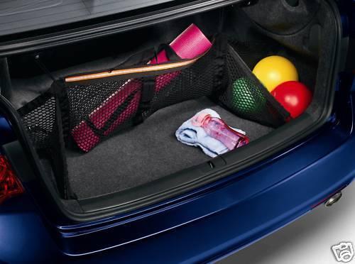 Genuine OEM 2009-2014 Acura TSX Sedan Advance Trunk Cargo Net