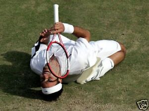 Roger-Federer-Wimbledon-Winner-2004-10x8-Photo-Tennis