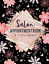 Salon-Appointment-Book-4-Columns-Agenda-Appointment-Book-for-Salons-Spa-Hair thumbnail 2