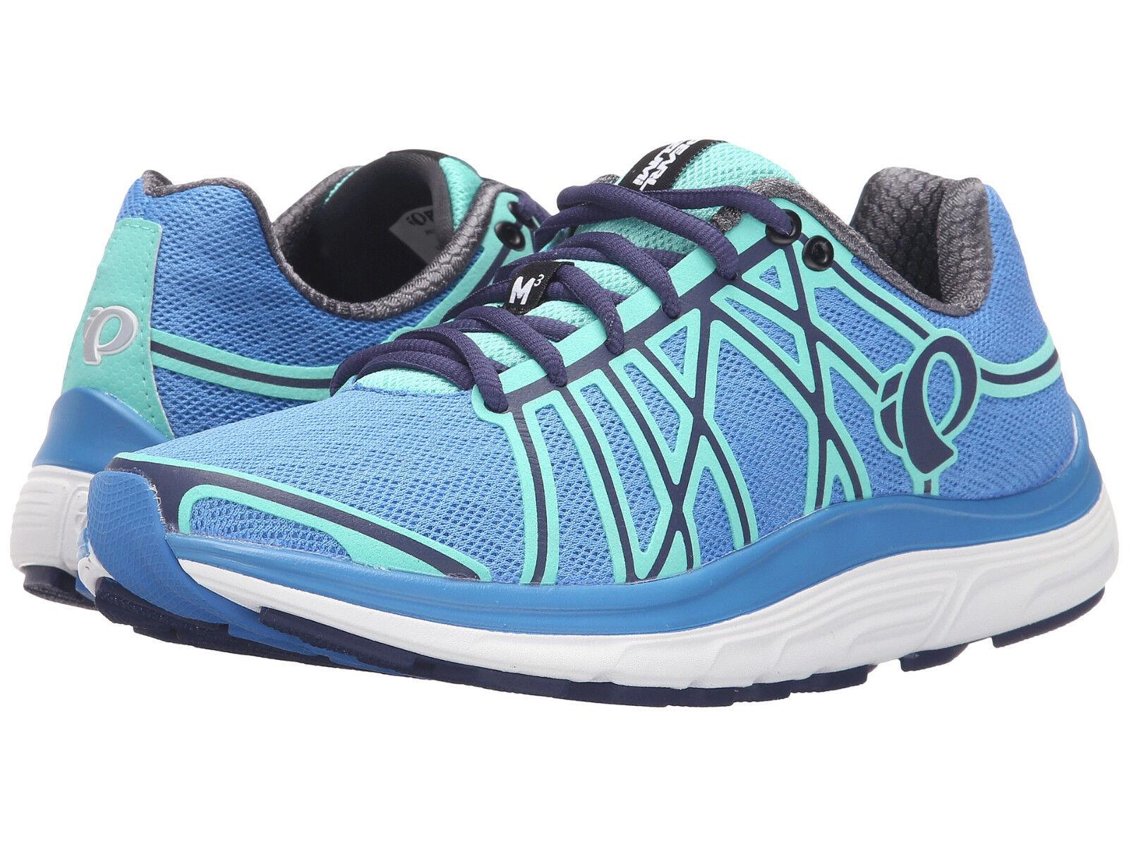 Pearl Izumi Women's EM Road M3 v2 Running Shoes, Sky Blue/Aqua Mint (Size 6.5 M)