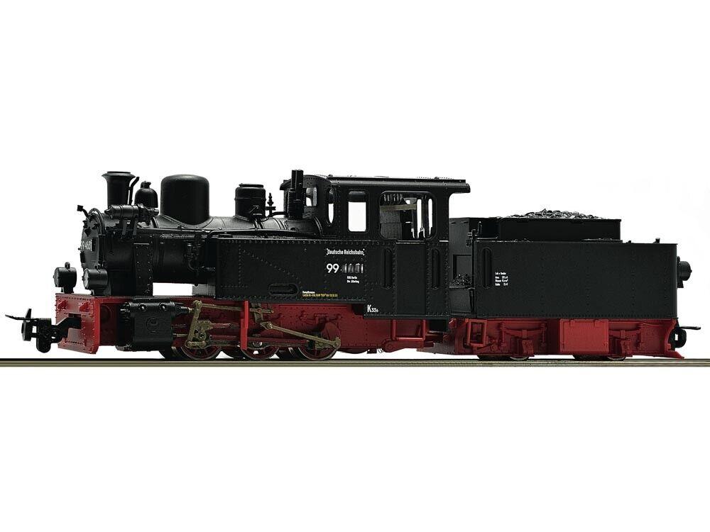 ROCO 33253 locomotiva BR 99 DR h0e