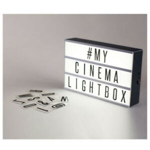 A4-Cinematic-Light-Up-Sign-Box-Cinema-LED-Letter-Lamp-Home-Party-Wedding-Decor
