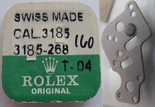 Rolex Watch Movement 3185 part 268 part cover mechanism mounted