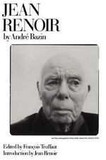 Jean Renoir by André Bazin (1992, Paperback) edited by Francois Truffaut