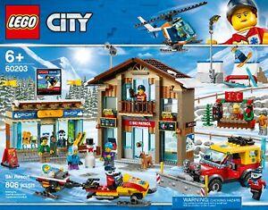 LEGO-City-Ski-Resort-60203