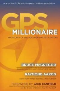 GPS-Millionaire-The-Secret-of-the-Ages-for-the-21st-Century-Paperback-or-Softb