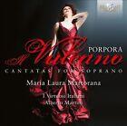 Nicola Antonio Porpora: Il Vulcano - Cantatas for Soprano (CD, Nov-2012, Brilliant Classics)