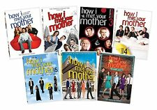 How I Met Your Mother Complete Season 1-7 (1 2 3 4 5 6 & 7) ~ BRAND NEW DVD SETS