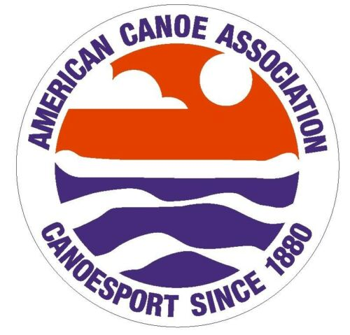 American Canoe Vinyl Decal Sticker USA MADE Locker TOOL BOX Auto BUMPER R372