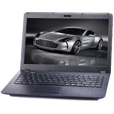 "Reach Quanto Laptop (Intel CDC/4GB/500GB /14"" Screen/ Windows 10 Trial)"