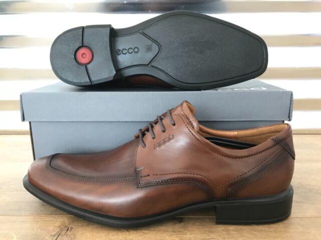 Online Shop ECCO Cairo Schwarz Oxford, Herren Lace up Flats